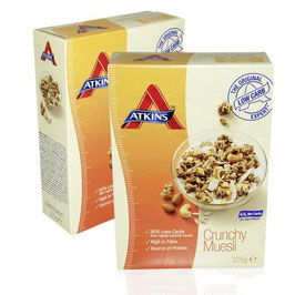 Atkins Day Break Crunchy Muesli - 325 g