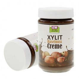LCW Fruity Xylit Haselnusscreme - 300 g