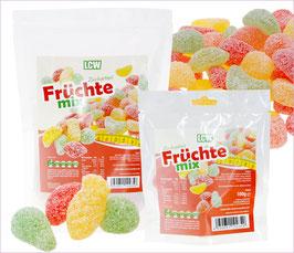 LCW Dessert - Früchtemix Gummi Familienpackung 500 g