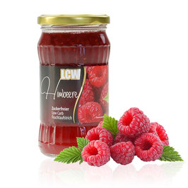 LCW Fruity Lowcarb Marmelade Himbeere