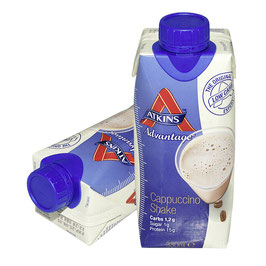 Atkins - Ready to Drink Cappuccino Shake - 330 ml