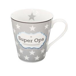 Tasse mit Henkel, Super Opa