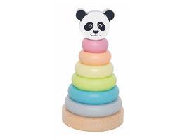Stapelturm Panda