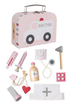 Arztkoffer rosa