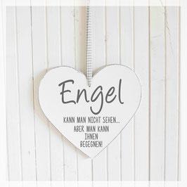Herzschild, Engel