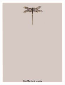 Dragonfly Stationery