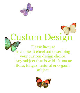 Custom Design: Single Design One-Time Charge