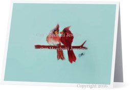Cardinals Greeting Card