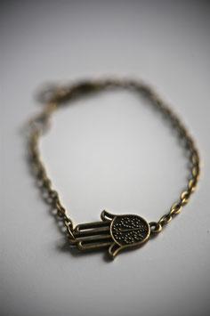 Hand der Fatima bronze