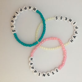 Happiness Perlenarmband