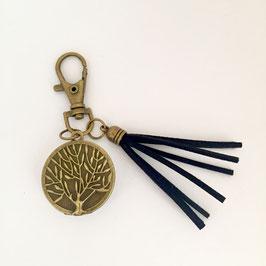 Taschenanhänger Tree of life