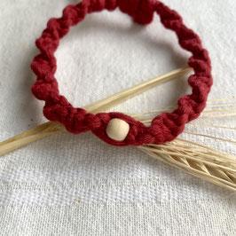 Armband Marrakesch - Rot