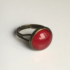Cherry Red Ring