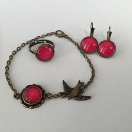 Schmuckset Armband Watermelon