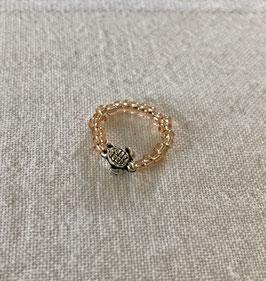 Ring rosé - Schildkröte