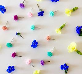 Flower Ohrstecker