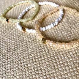 Herzarmband Gold