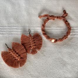 Armband Marrakesch - Terrakotta