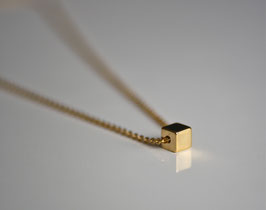 Goldy cube