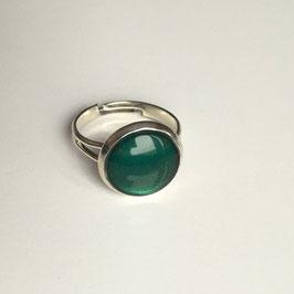 Froschgrün Ring