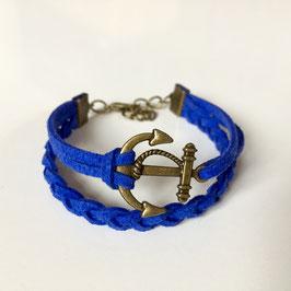 Ankerliebe Marineblau