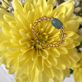 Ring rosé - blau
