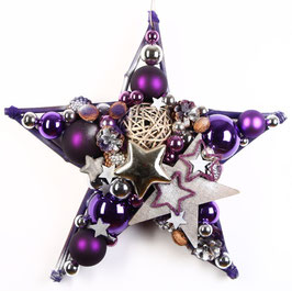 Violett-silber (0051)