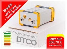 BUNDLE: Ortung inkl. DTCO Tacho-Modul (Telematiksystem Fleet Tpro)