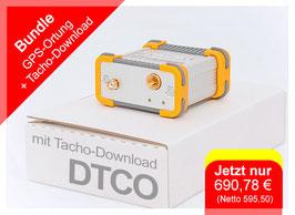 BUNDLE: Ortung inkl. DTCO Tacho-Modul (Simple Tpro, ohne Akku)