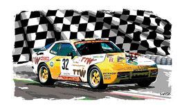 PORSCHE 944 TTW