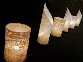 ミニ照明(竹紙)