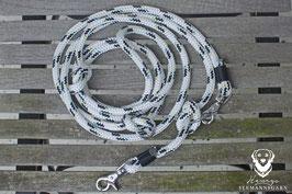 Leine, 3-fach verstellbar, Scherenkarabiner, Regatta Kollektion