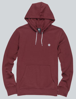 Element Cornell Hoodie napa red