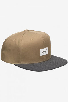Reell Pitchout 6- Panel khaki/ charcoal