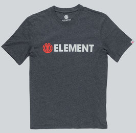 Element Blazin T-Shirt charcoal heather