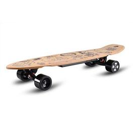Skatey Longboard 350 Lithium Wood Art