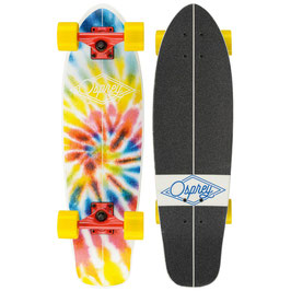 Mini Cruiser Tiedye 27,5""