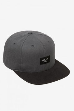 Reell Pitchout 6- Panel charcoal/ black