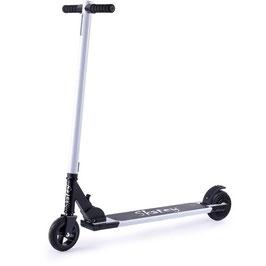 Skatey Elektro-Scooter 8 inch 6.6 Ah mit Beleuchtung white