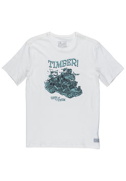 Element Woody T-Shirt bone white