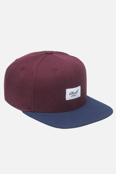 Reell Pitchout 6- Panel burgundy/ navy