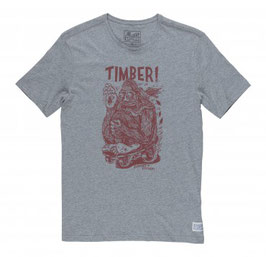 Element Joyride T-Shirt heather grey