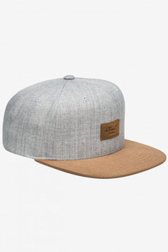 Reell Suede 6- Panel heather grey