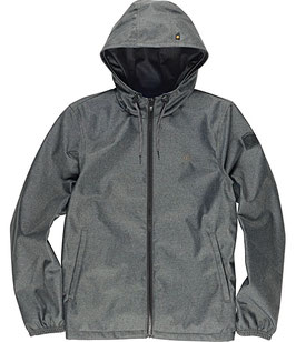 Element Alder Jacket black-htr