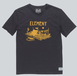 Element River Dreams T-Shirt off black
