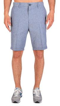 Iriedaily Golfer Chambray Short jeansblue