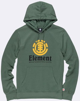 Element Vertical Hoodie duck green