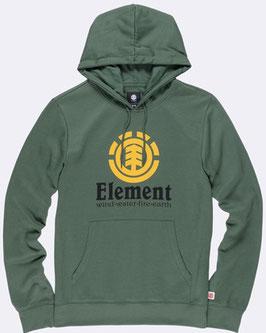 Element Vertical Hoodie duck green
