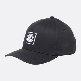 ELEMENT Treelogo Cap off black