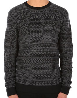 Iriedaily Naranjo Knit black anthra